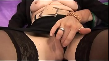 on bounce bbw cock young Locking chastity cage