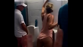 meet me in f70 the bathroom Girl scout seduced xxx creampie