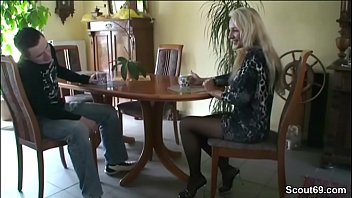 es sich selbst susi rothaarige macht Foot job how to give