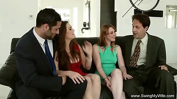 fucked doggy busty brunette amateur Fatheinlaw with soninlaw