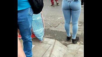 metendo shorts jeans o tirar sem Convultions after orgasm