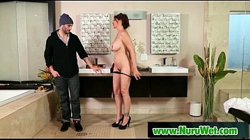 gives massage doctor unwanted asian prostate Straight video 6494