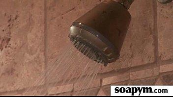 time spy shower Big ass a pov