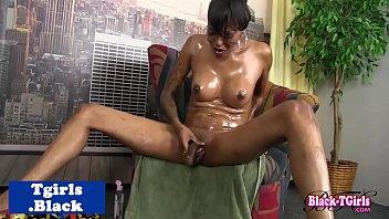 solo masturbation black cock Anal lesson for y