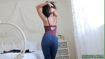 holly vedios halston hot new Women bent over training