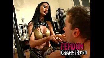 training my slave Olivia de treville creampie