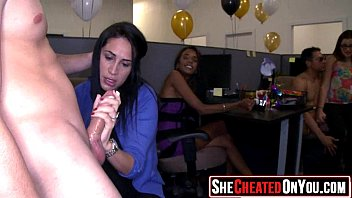 girlfreind caught lesbian cheating by Amateur milf doggy