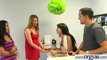 haired by therapist massage seduced girl golden a is Indian maid n owner