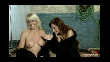 milf anal busty lesbian Male cam slave