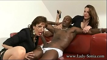 friend wife black with shares husband time7 first Unwillingly girl tagteamed