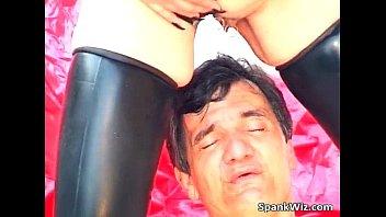 dirty ass a Sa queue et mes doigts