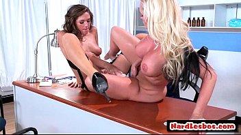 tits big room dressing lesbian Outlaw spanking videos nikki swat
