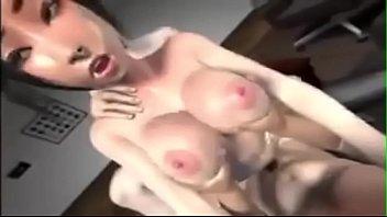 hentai 3d ne Japanese virgin get forced