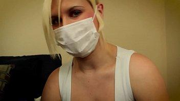 handjob sniffing and nylon Black lust 2