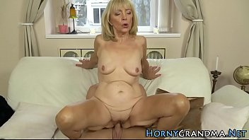 having old qwith young granny porn man Reap sex vede