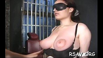 amteur bondage movies Butt plug bride