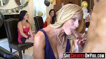 girls strippers embarrassed Ladies condam put video