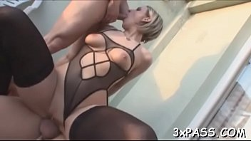 load a hot two skanks craving Harassed by young guy