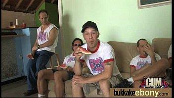 abused gangbang interracial Housewife roxanne hall hires gigolo