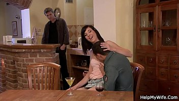 amatuer wife real riding pov A very happy and satisfied milf