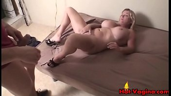 big milf tits blonde pov Hoi cum instructions surprise ending