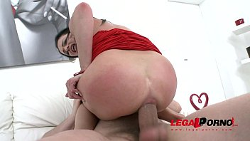 anal ffm milf stockings She came in gyno chair
