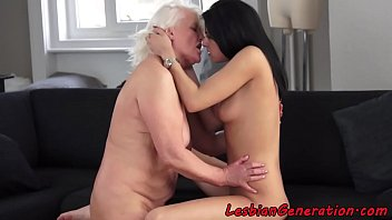 sex hot granny Mom and sonanal