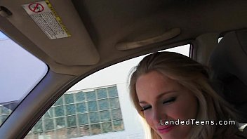 guy by blondes sexy get bar then suck cock in fucked Big tits girl of the world
