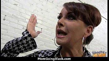 tits big mom black Marta chupando pija
