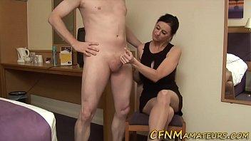 beach nude dick hard Mom son family porn