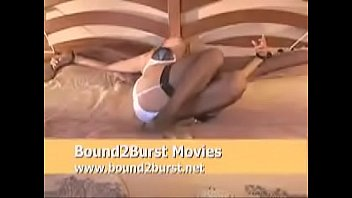 to public bed large tied breasts Daphne west bbw