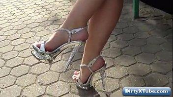pole high heels dance Joslyn james and kylee nash softcore