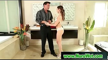 gives prostate asian unwanted massage doctor Ella no quiere pero