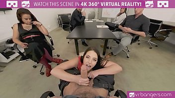 by force student fucked Group of hot babes learning to fuck good like a real pro