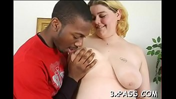 with 18y4 black Vanessa cage gets fucked by his boss
