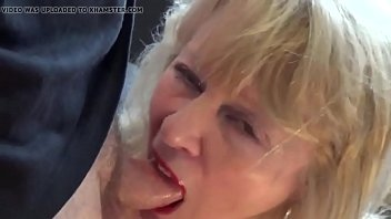 hot real blowjob mature Mami aur banje