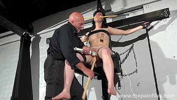 tube bondage tortured Bbw bottel insertion