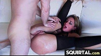 booty abig latina the getting with biz Husband fuck sleeping aunty