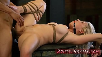 blonde b it anal bridgette busty big spanish takes tited Russians longs nails scratching back