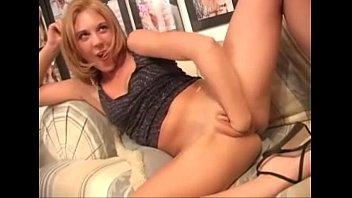 hottie self fisting Close up dick cumming