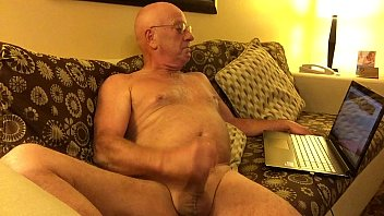sofa fuck couple man while watching masturbate Mature swinger first bbc