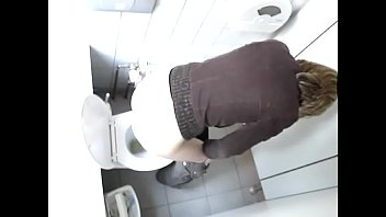 hidden masturbation restroom camera Guy is pumping beautys anal tunnel and snatch