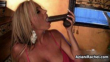 goes part4 horny crazy blonde riding babe Lesbo slut in fishnet riding a dildo part1
