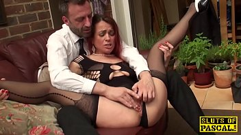 moaning cuckold wife Teen spit roasted