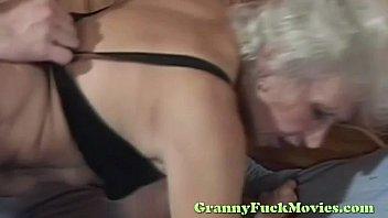 rimming grannys men blond Amateur beautiful hairy