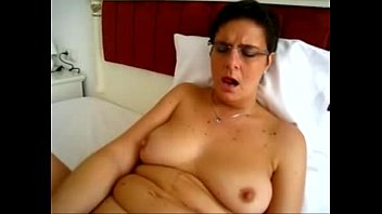 fucking threesome a woman in mature chubby 12 years opd