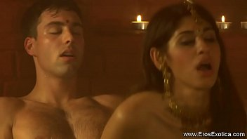 romance on indian new married couple bed Babe7 mami culo grande 2 scene2