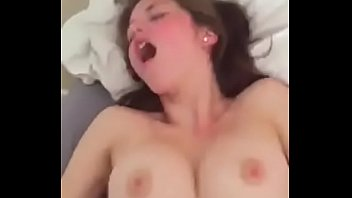 son fucks busty mum And step daughter almost caught by mom