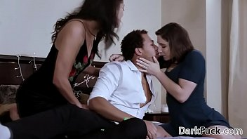 studly fox avril a man eve and sun share Classic audition series 22 netvideogirls
