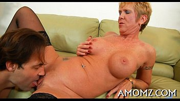 throat mom with hard Very short hair famous small titties freckle redhead mandy from joplin interracial